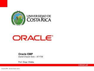 Oracle EMP