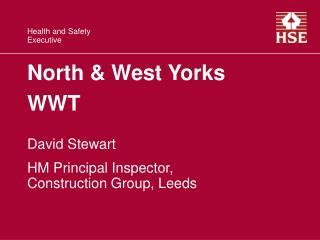 North & West Yorks WWT