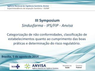 Brasília, 5 de agosto de 2014