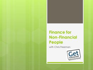 Finance for Non-Financial People