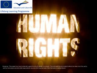 HUMAN RIGHTS IN A PLURAL SOCIETY RELIGIOUS