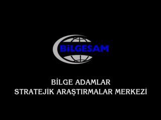 Stratejik Ortakl ı ktan Model Ortakl ığa:  Türkiye-ABD Ekonomik İlişkileri