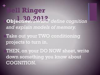 Bell Ringer1.30.2012