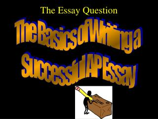 The Essay Question