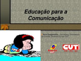 Educação para a Comunicação