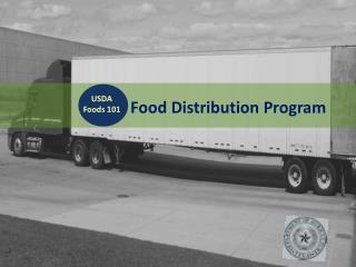 USDA  Foods 101