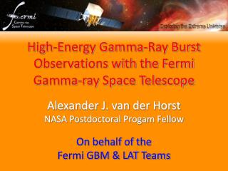 High-Energy Gamma-Ray Burst Observations with the Fermi Gamma-ray Space Telescope