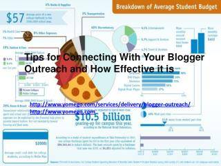 Tips for Connecting With Your Blogger Outreach and How Effe