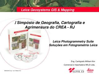 Leica Geosystems GIS & Mapping