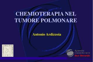 CHEMIOTERAPIA NEL TUMORE POLMONARE