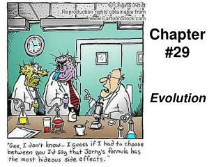 Chapter 29   Evolution