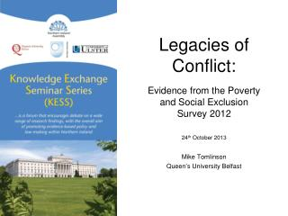 Legacies of Conflict: