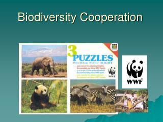 Biodiversity Cooperation