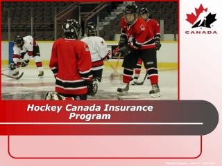 Hockey Canada Insurance Program