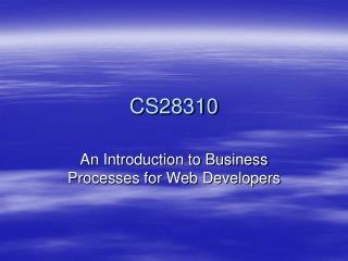 CS28310