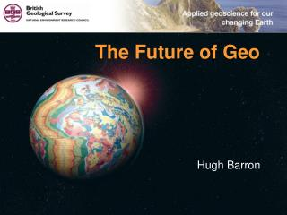 The Future of Geo