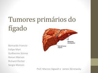 Tumores primários do fígado