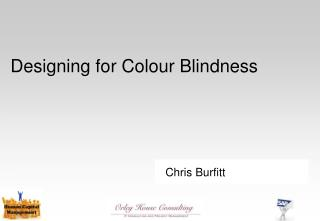 Designing for Colour Blindness