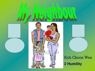 Koh Choon Wee 2 Humility