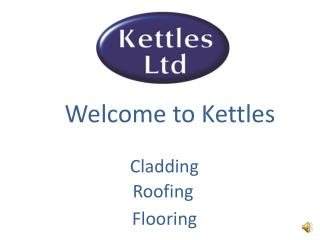Welcome to Kettles