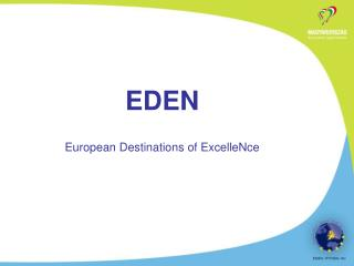 EDEN European Destinations of ExcelleNce