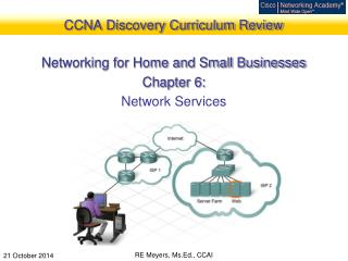 CCNA Discovery Curriculum Review