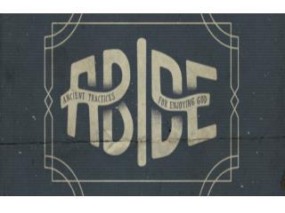 September 14Week One: Invitation to Abide