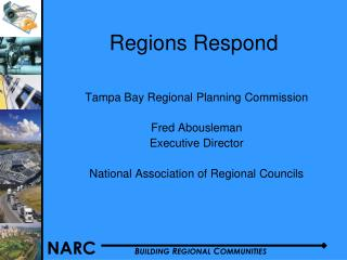 Regions Respond