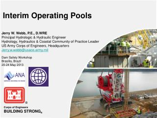 Interim Operating Pools