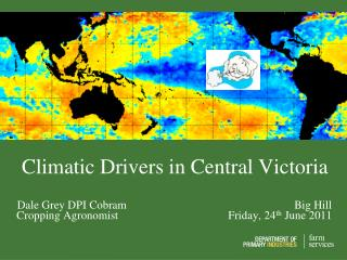 Climatic Drivers in Central Victoria