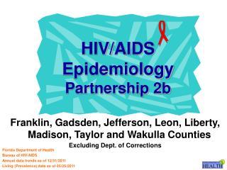 HIV/AIDS Epidemiology Partnership 2b