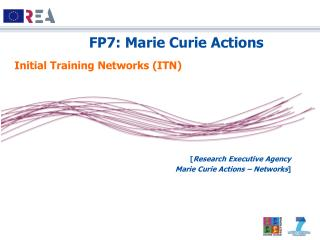 FP7: Marie Curie Actions