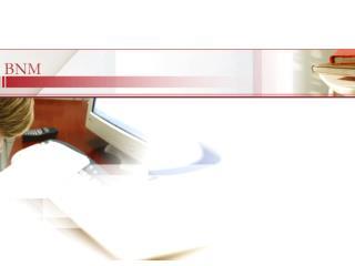 Perfil de la BNM Nacional Federal Pública Especializada