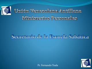 Uni n Venezolana Antillana