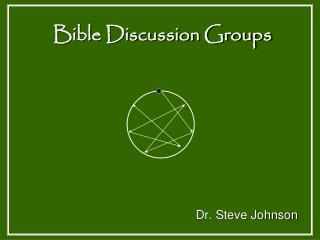 Bible Discussion Groups