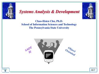 Systems Analysis & Development