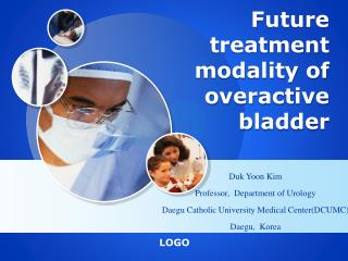 Future treatment modality of overactive bladder