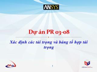 Dự án PR 03-08