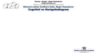 Netwerk Lokale CarShare Units, Regio Vlaanderen