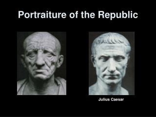 Portraiture of the Republic
