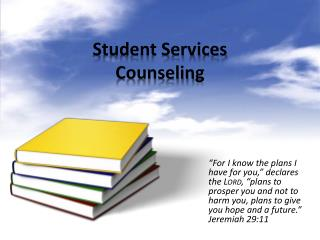 Student Services Counseling