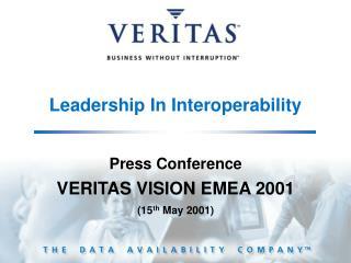 Leadership In Interoperability