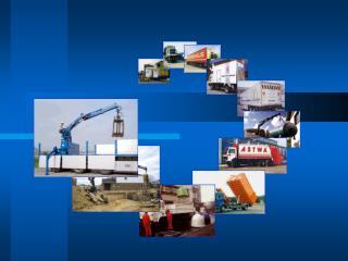 Eksploatacja żurawi przenośnych w logistycznej sieci dystrybucji - zagadnienia wybrane