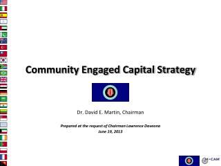 Community Engaged Capital Strategy