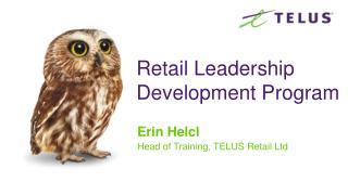 Retail Leadership Development Program