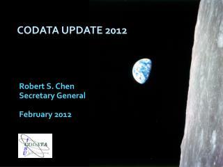 CODATA Update 2012