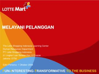 HR VIEW  TRANSFORM TO HYPERMARKET