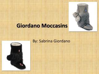 Giordano Moccasins