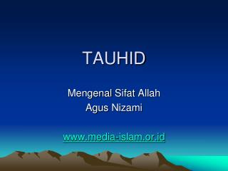 TAUHID