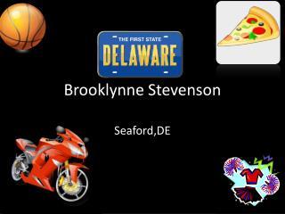 Brooklynne Stevenson